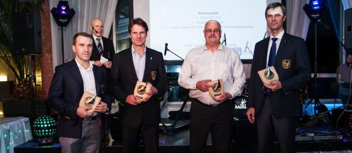 Kalev Jahtklubi 2014 hooaja lõpetamine_tiitlite Aasta Kapten, Soodimees, Tegu ja Üllataja omanikud_web