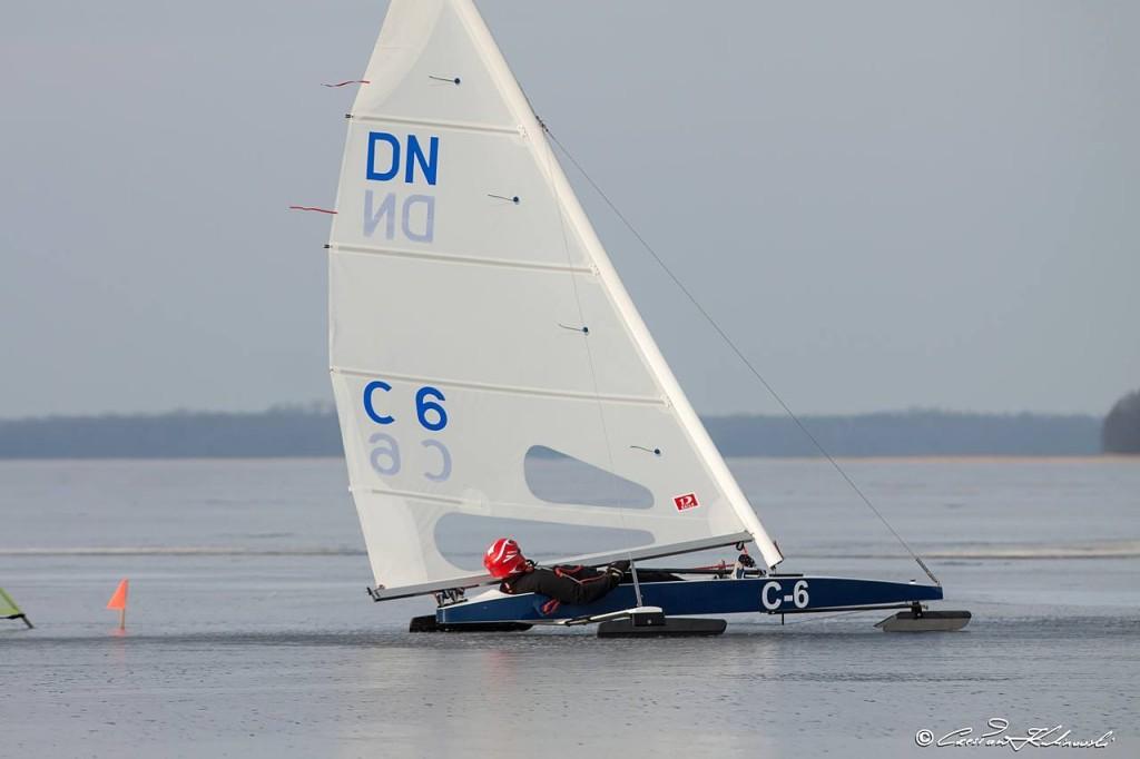 DN-klassi MM 2014 jääpurjetamises Haapsalus_Vaiko Vooremaa_foto Czesion Kulinovski