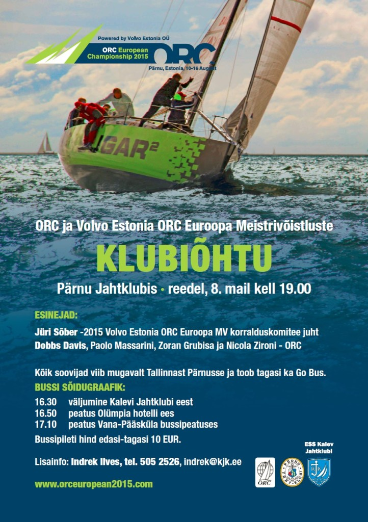 ORC klubiõhtu Pärnus_08052015
