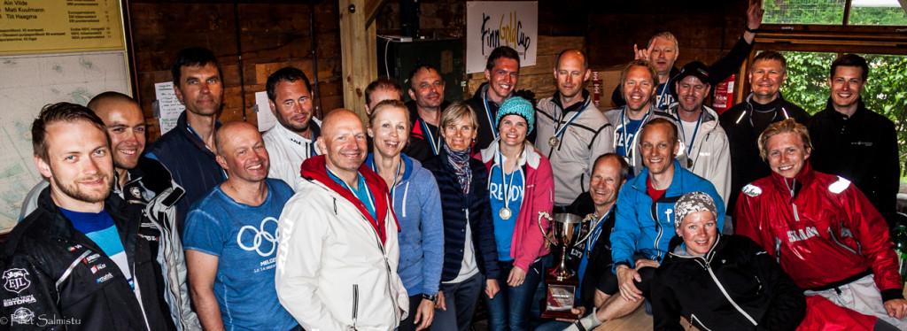 Melges 24 Eesti Meistrivõistlused 2015 / Doyle Sails Nordic Trophy 2 - foto: Piret Salmistu