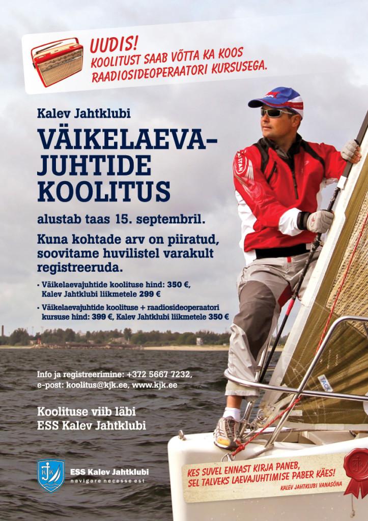 KJK-Väikelaevajuhi-koolituse-kuulutus