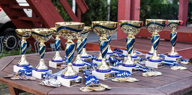 SEIKO CUP 2015 Tallinna meistrivõistluste auhinnalaud - Foto: Greta Tooming