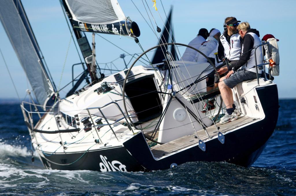 Reva Cafe Elisa Sailing Team Eero Panki juhtimisel - Kalev Jahtklubi - foto Max Ranchi