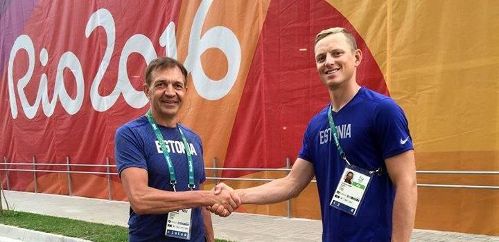 Karl-Martin Rammo ja Urmas Sõõrumaa - Rio 2016
