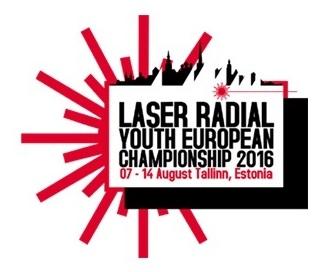 Laser Youth EM 2016 logo