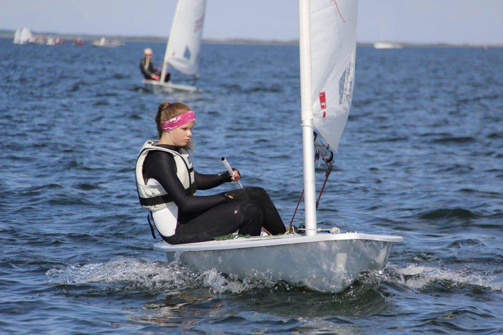 Maris Seersant, Tallinna Jahtklubi - 2016 Saaremaa Merispordi Seltsi regatil - foto Eesti Jahtklubide Liit