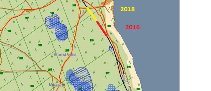 naissaare raudtee regatt 2018