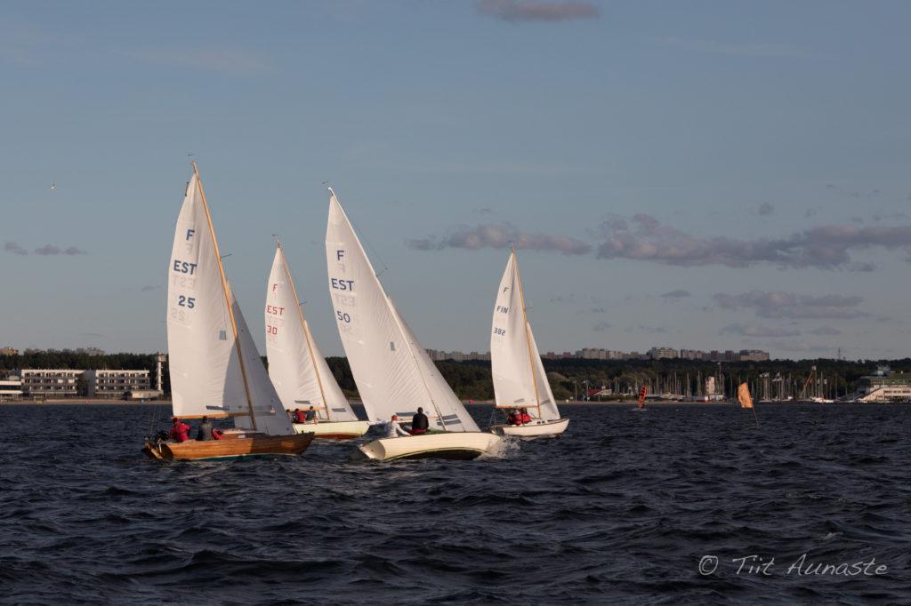15. Marinepool-Kalevi Jahtklubi kolmapäevaregatt - Foto Tiita Aunaste