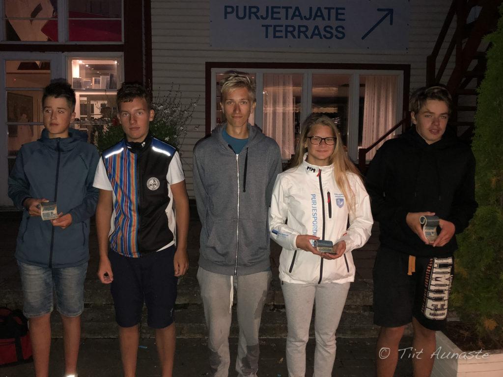15. Marinepool-Kalevi Jahtklubi kolmapäevaregatt - Foto Tiit Aunaste