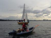 Keerulised tuuleolud eelviimasel MARINEPOOL – Kalevi Jahtklubi kolmapäevaregatil