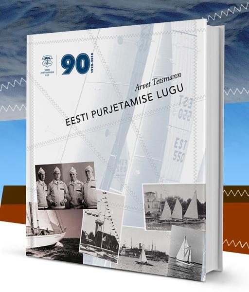 Eesti-Purjetamise-Lugu-raamat